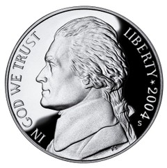 The most nickels are made of a copper nickel alloy