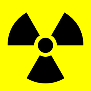 radioactive scrap metal