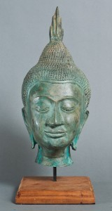bronze buddha_copper recycling